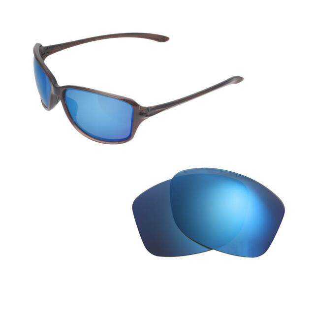 3069ffd994dd3 Walleva Ice Blue Polarized Replacement Lenses for Oakley Cohort Sunglasses  for sale online