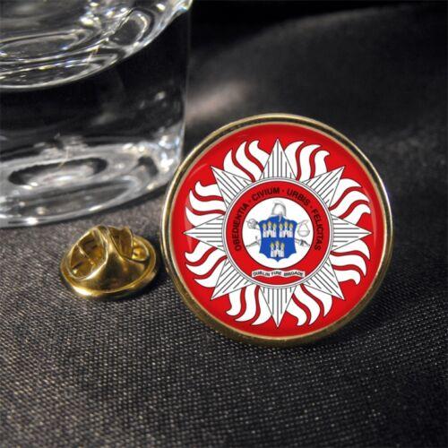 Dublin Fire Brigade Lapel Pin Badge