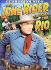Lone Rider Lone Rider Crosses The Rio 0089218564894 DVD Region 1