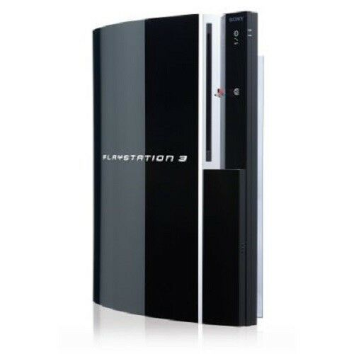 Sony PlayStation 3 80 GB Piano Black Spielekonsole CECHK04 - PAL, Top Zustand