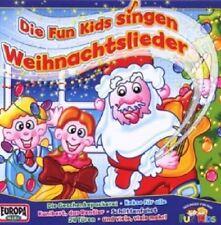 FUN KIDS - DIE FUN KIDS SINGEN WEIHNACHTSLIEDER  CD 15 TRACKS KINDER-LIEDER NEU