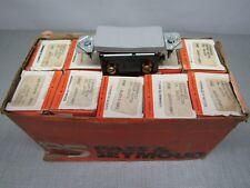 Pass Amp Seymoursierraplex 26011 Gry Rocker Switch 15a120 277v Box Of 10