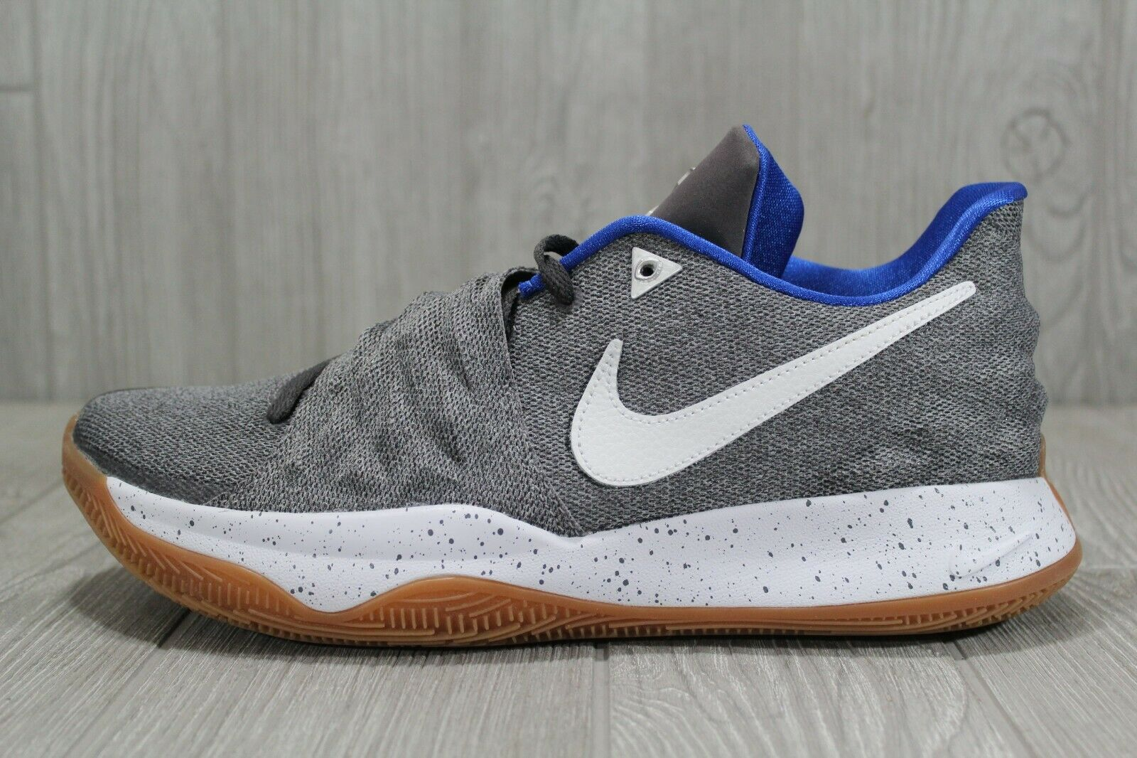 38 Nike Kyrie 4 Low Uncle Drew Grey Basketball shoes 9.5, 11.5, 16 AO8979-005