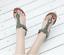 Wedge-Heels-Slingbacks-Thong-Sandals-Womens-Vogue-Roma-Platform-Beach-Boho-Shoes thumbnail 15
