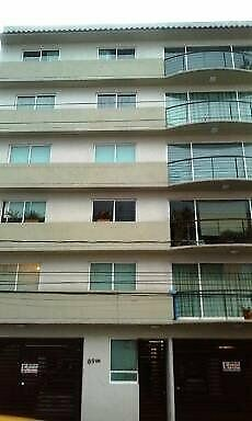 DEPARTAMENTO EN SAN PEDRO DE LOS PINOS, SEMINUEVO, 70M. 2 REC,1 BAÑO, 2 EST,$12,500