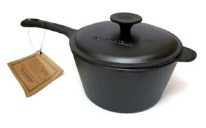 Old-Mountain-Cast-Iron-Pre-seasoned-2-qt-Sauce-Pan-w-Lid