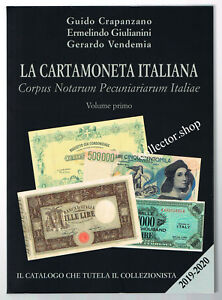 CATALOGO-BANCONOTE-LA-CARTAMONETA-ITALIANA-2019-2020-CRAPANZANO-GIULIANINI