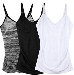 3-Pack-Nursing-Cami-Breastfeeding-Tank-Top-Maternity-Breast-Feeding-Camisole