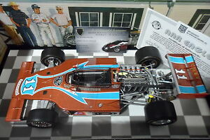 Aar Eagle #11 Indianapolis 500 De 1974 Au 1/18 Carousel 1 4703 Voiture Indy Car