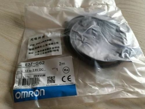 1PC NEW E3Z-G62 Omron U-Shaped Photoelectric Eye E3ZG62