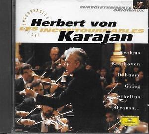 CD-album-Compilation-Herbert-Von-Karajan-Les-Incontournables-DG-W