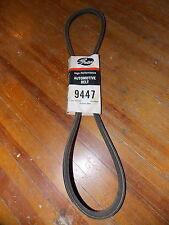 NOS Gates Auto Belt Made In USA 84-85 Toyota 79-94 Porche 80-83 Nissan GMC 9447