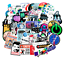 Lab-Science-Sticker-Bomb-Pack-Lot-Funny-Chemistry-Laptop-Luggage-Car-Decals-Gift thumbnail 1