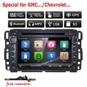 GMC-SIERRA-SAVANA-GPS-NAVIGATION-SYSTEM-Cd-Dvd-VIDEO-Bluetooth-CAR-Radio-Stereo
