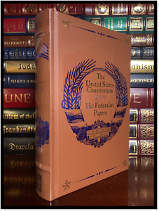 The-United-States-Constitution-amp-Federalist-Papers-New-Deluxe-Hardback