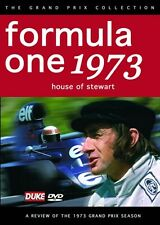 Formula One Review 1973 (New DVD) F1 Grand Prix Season Stewart Fittipaldi