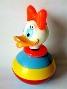jouet-ancien-anneau-a-empiler-Daisy-annee-70-complet-20-cm