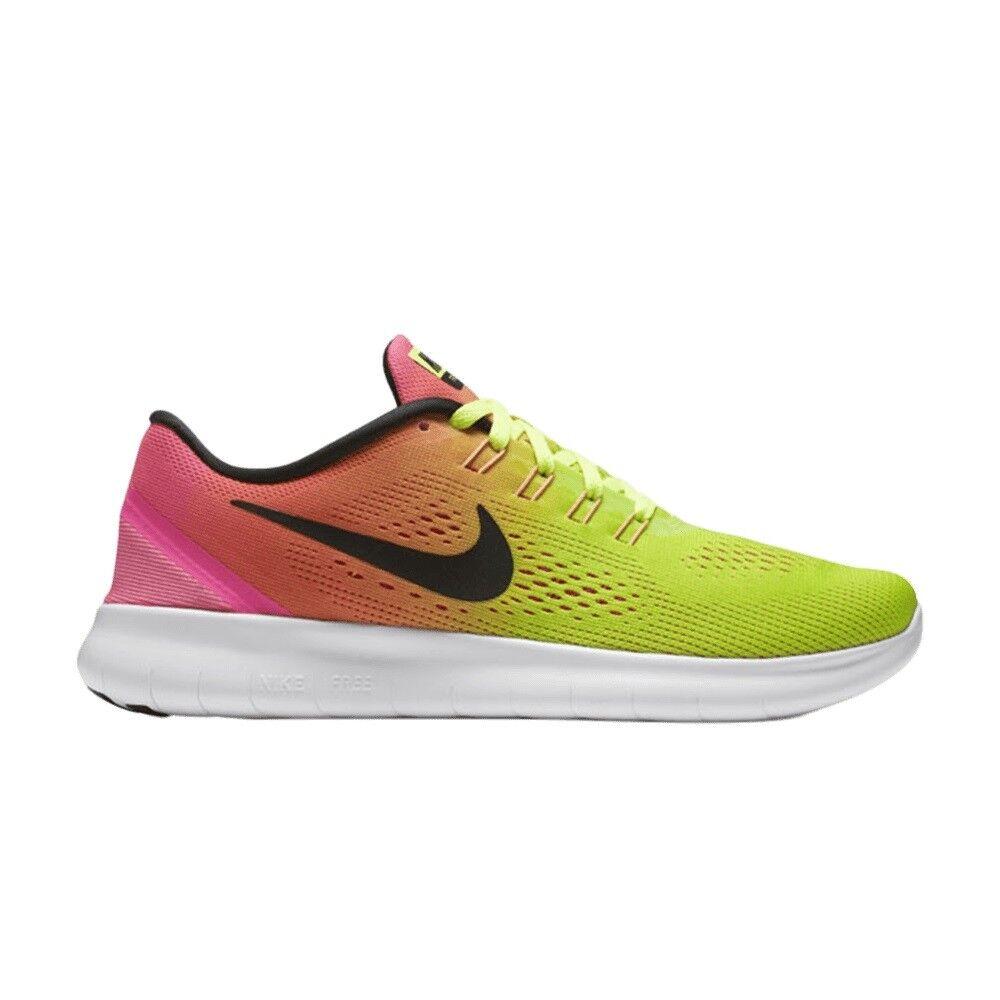 Mujer Nike Free Rn Oc Zapatillas Running 844630 844630 844630 999 UK 4  venta mundialmente famosa en línea