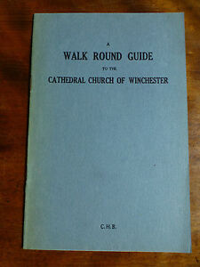 A-Walk-Round-Guide-To-The-CATHEDRAL-CHURCH-of-WINCHESTER-Lot-2