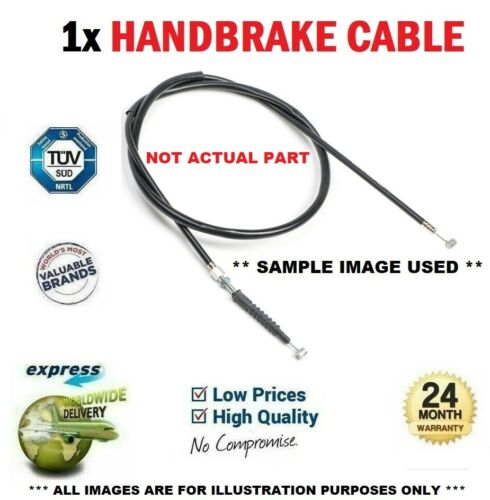 1x HANDBRAKE CABLE for VW BEETLE 1200 1.2 1960-1985
