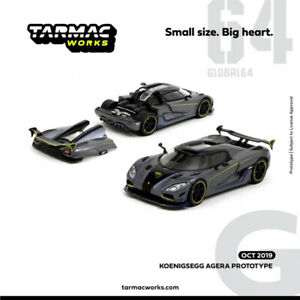 In-Stock-Tarmac-Works-1-64-Koenigsegg-AGERA-PROTOTYPE-Diecast-Model-Collection