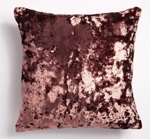SET-OF-2-BLUSH-PINK-ROSE-UK-MADE-THICK-CRUSHED-VELVET-17-034-CUSHION-COVER-16-99