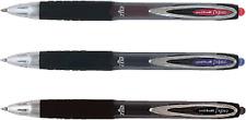 Uniball UMN-207c - Retractable Gel Pens - Pack of 12 - Black