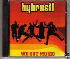 (F540) Hydrosil, We Got Music - DJ CD