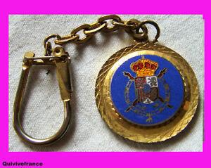 Bg3911 - Porte-clefs Armoiries Espagne Qzdiimeh-08002547-336623418