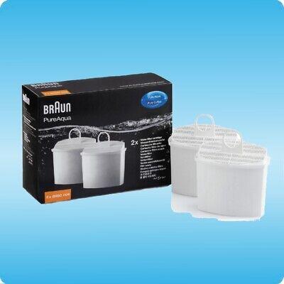 Caffe Milano 5 Stück Filterkartuschen Wasserfilter für Espressomaschinen