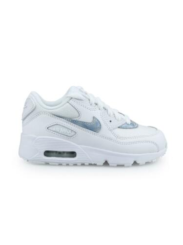 Sneaker Nike Air Max 90 Mesh PS Bambinoa 833420 111 Scarpe