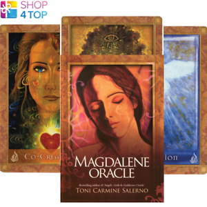 Magdalene-Oracle-Deck-Cards-Esoteric-Fortune-Telling-Blue-Angel-New