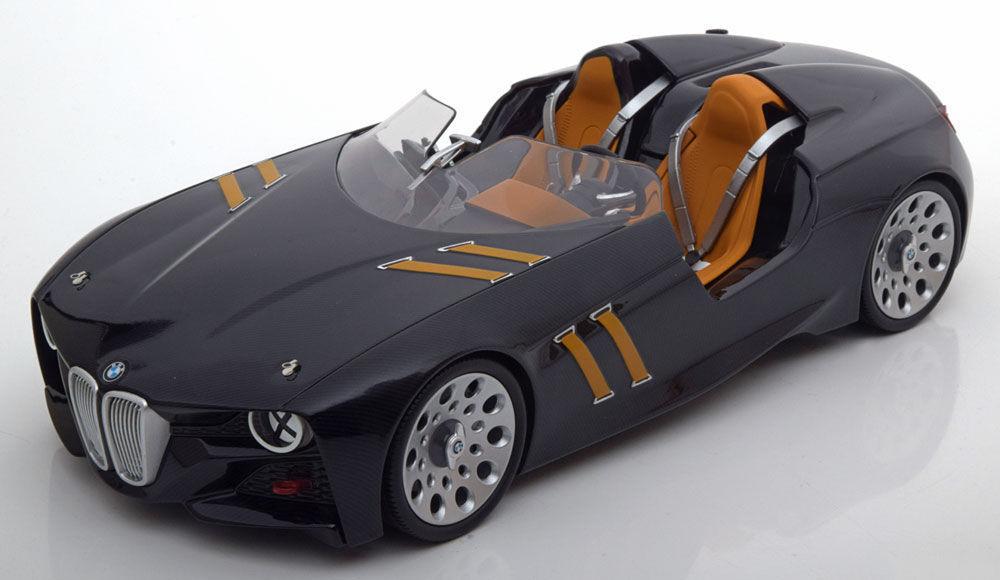 mejor calidad mejor precio Norev concesionario BMW 328 homenaje concepto Negro Edition 1 18 18 18   totalmente Nuevo  muy bonito   cómodamente