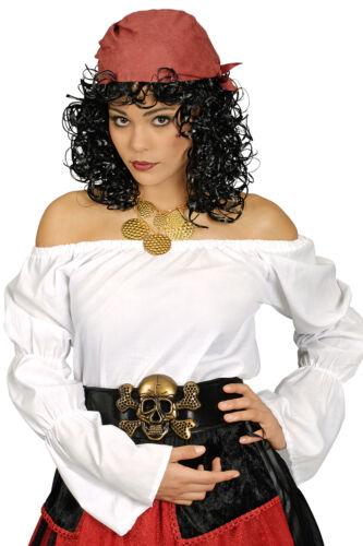 Camicia Pirati Pirata Costume Camicia Blusa Gonna Costume da Pirata GOTIC Rokoko Camicia Pirati
