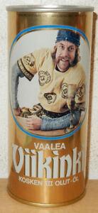 VIIKINKI-KOSKEN-III-Straight-Steel-Beer-can-from-FINLAND-45cl