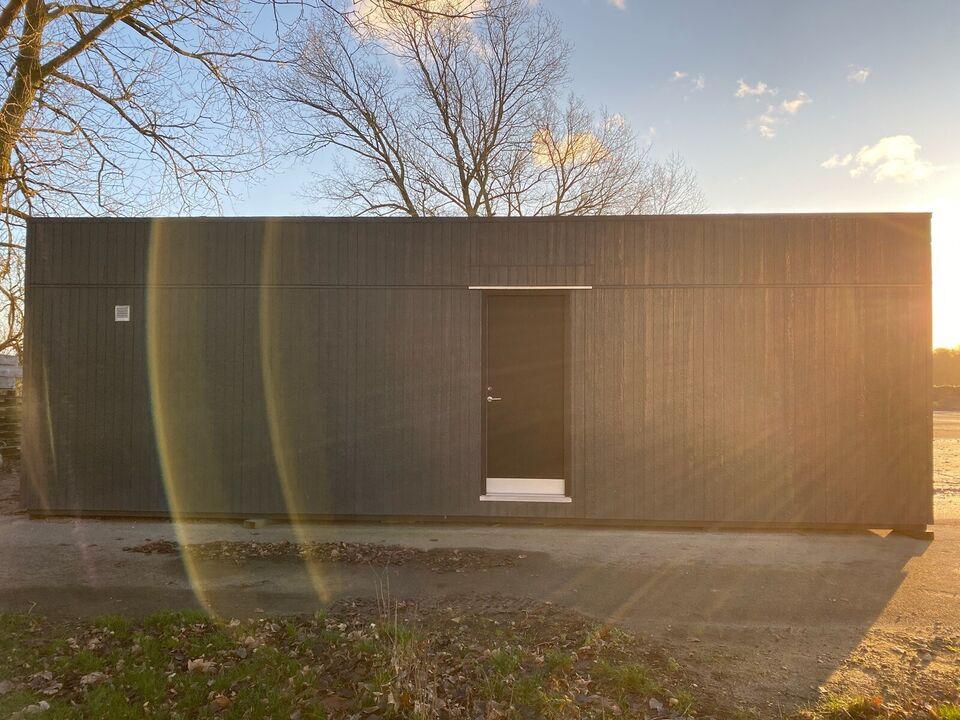 Beboelse enheder, Pavilion, Flytbar huse