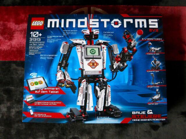 Lego Mindstorms 31313 - EV3, Roboter-Bauset - Neu & versiegelt