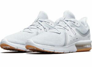 f2298dc8b6 $100 NIB NEW Men's Nike Air Max Sequent 3 Running Shoes 921694 101 ...