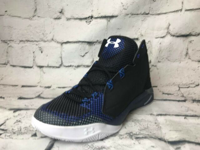6455fb6906 Under Armour Torch Fade Black/White Men's (Size: 8.5) 1274423-001