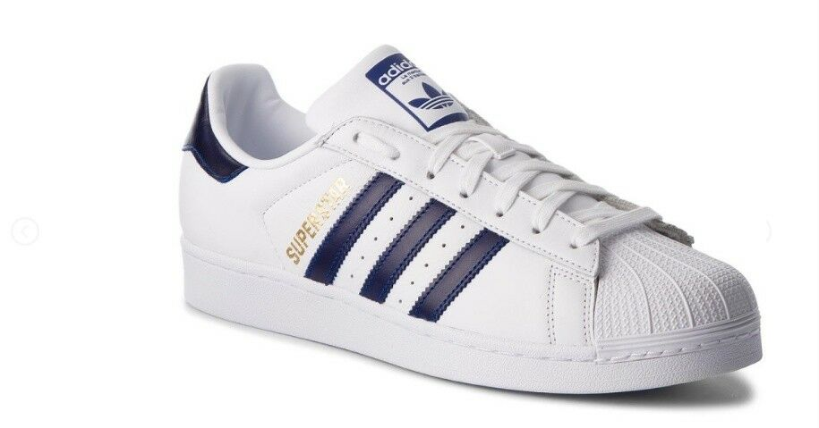 ADIDAS SUPERSTAR NEW STYLE SHOES B41996