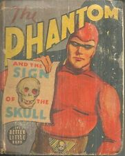 THE PHANTOM AND THE SIGN OF THE SKULL Lee Falk & Ray Moore - BETTER LITTLE BOOK