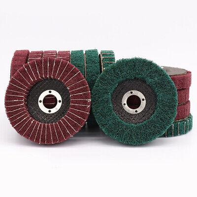 4//20//80PCS Buffers Polishers Abrasive Scotch Brite Wheels Mixed Set New Sell