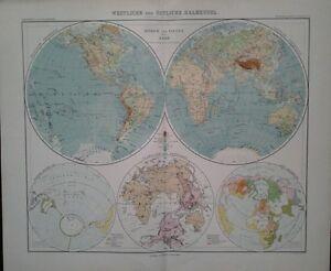 Mappa del mondo datazione