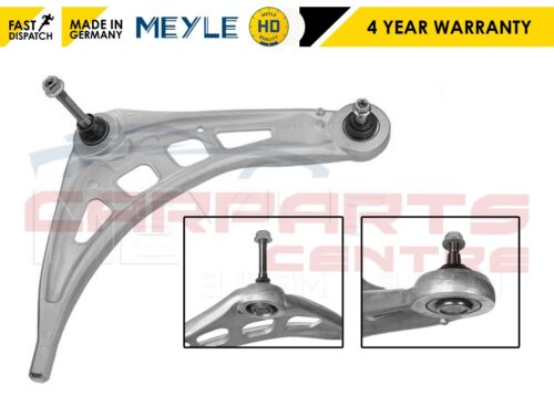 FOR BMW E46 3 SERIES FRONT LOWER SUSPENSION WISHBONES PAIR MEYLE HD