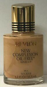 Revlon-New-Complexion-Oil-Free-Makeup-1-2-fl-oz-35-5-ml-SUN-BEIGE