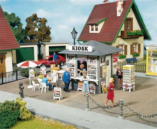 Imbiss Pola Pommes Bude Spur G Varianten 8 LGB Kiosk GMK World of model