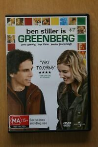 Greenberg (DVD, 2010)    Preowned (D190)
