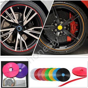 7-8M-Cinta-de-Llanta-Rueda-Calcomania-Adhesivo-Coche-Pinstriping-ribete-de-rayas-Moto-Bicicleta
