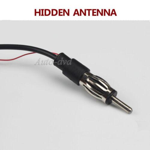 Car Truck Hidden Radio Antenna Aerial FM//AM Receiver For Car Stereo