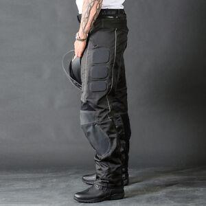 Motocicleta-Moto-Cordura-De-Textil-Pantalones-CE-aprobado-Armaduras-De-Nuevo